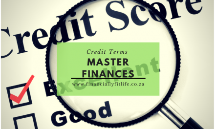 Master Finances: Credit Terms