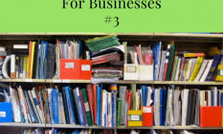 Financial Tax Tips for Businesses #3