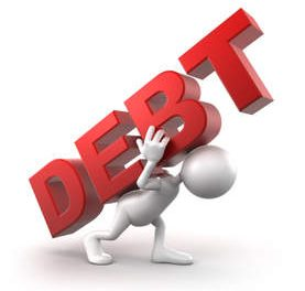 Is Debt Stealing Your Financial Wellbeing?